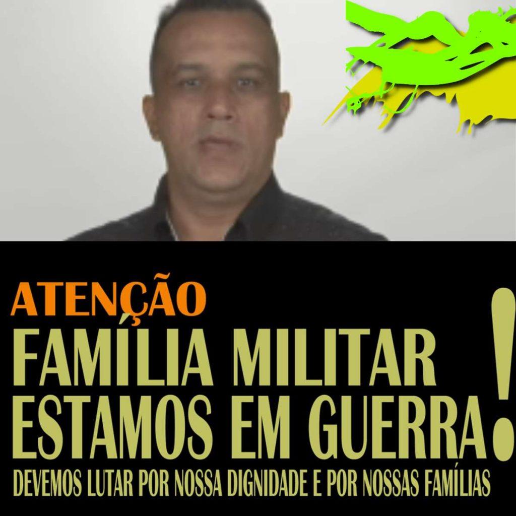 UMA PALAVRA CONVENCE !!  UM EXEMPLO ARRASTA MULTIDÕES !! VOTE 10.700 SUBOFICIAL BONIFACIO