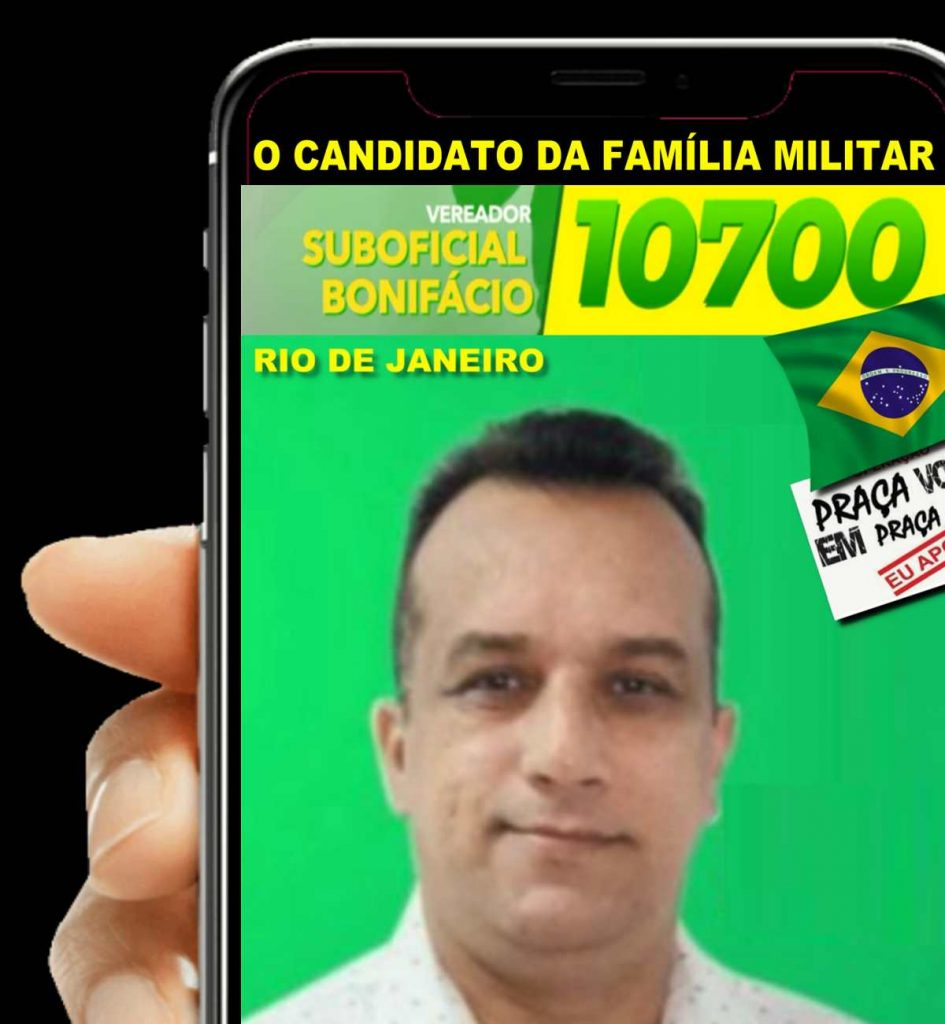 """Arrancada FINAL – compartilhe nosso """"santinho"""" virtual"""