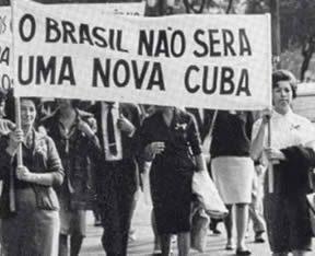 1964 e 2021 Anos Diferentes !!! Porém Com Contexto Políticos Parecidos, a Maior Parte da SOCIEDADE BRASILEIRA que MUDANÇAS URGENTES !!!